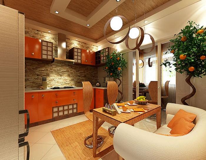 Эко-интерьер в квартире: просто, естественно, современно