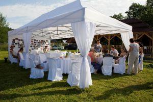 Как выбрать шатер для свадьбы?
