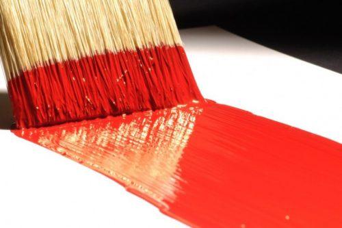 Лакокрасочные материалы: особенности и применение при ремонте