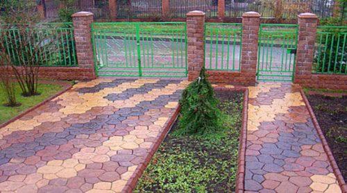 Как выбрать тротуарную плитку?